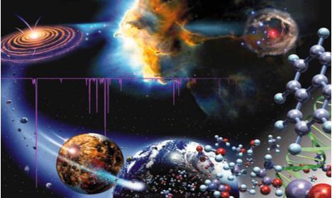 elementos químicos en el universo