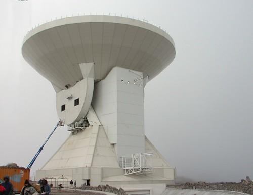 Gran Telescopio Milimetrico