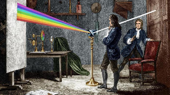 Espectro de Newton