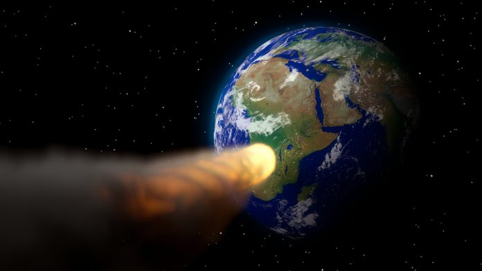 Cómo proteger a la Tierra del impacto de un asteroide