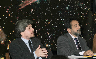 Yair Krongold y José Franco